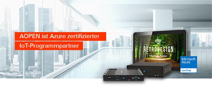 microsoft azure partner homepage german
