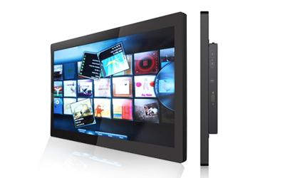 mobile page displays