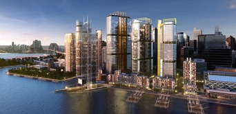 barangaroo waterfront
