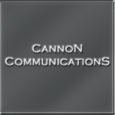 cannon comms logo