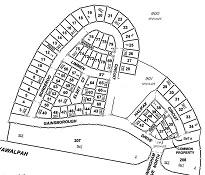 terrace green survey plans