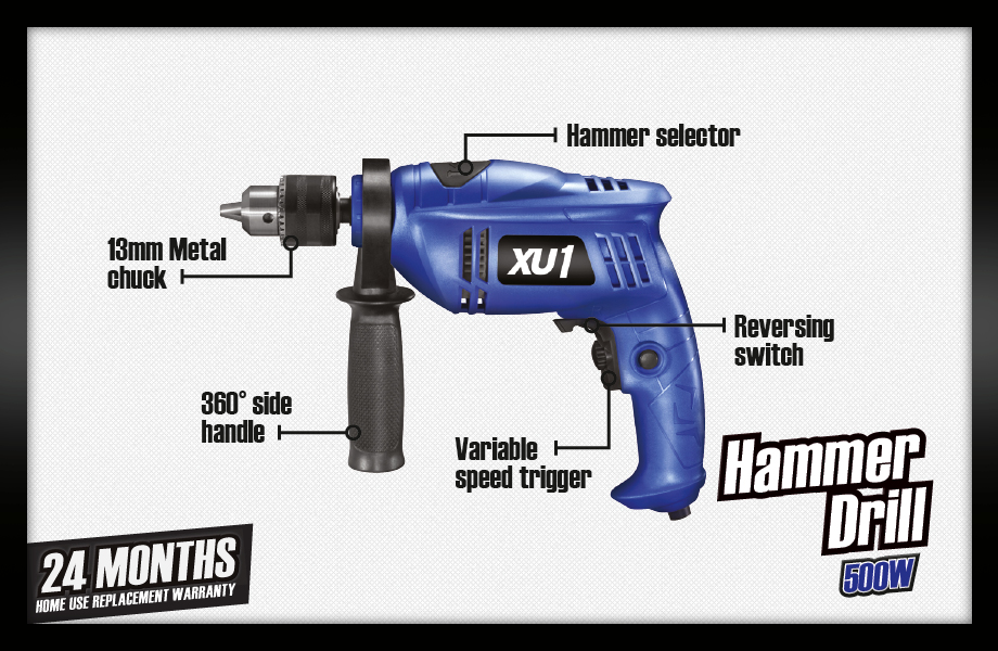 Xu1 cordless drill 18v xrp,drills for 800m runners need