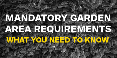 garden requirements w