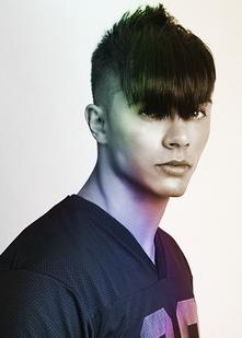 senior hommes style cut 2015 runner up johnny georgiou parlour hair group sa