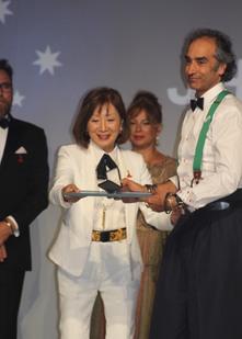 jas his paris award