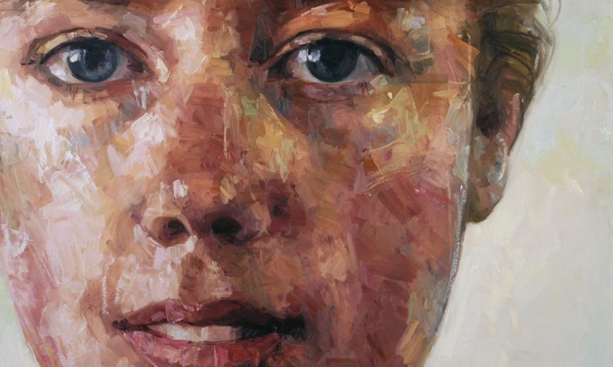 julia detail 86x117cm 2007