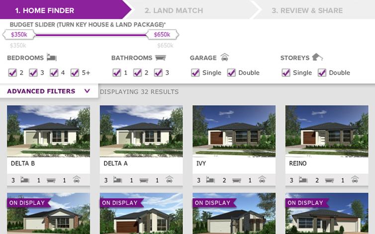 mirvac home land homes